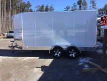 2015 14 ft V-nose Cargo Trailer