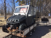 2006 Yamaha Rhino 4×4 side by side.  Great Deal!! SOLD