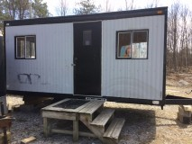 8 x 16 Office Trailer