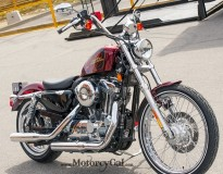 2013 Harley Davidson Hard Candy Custom 72
