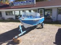 Aluminum boat  Loads of fun!!!