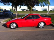 1988 Porsche 944S Great Shape!